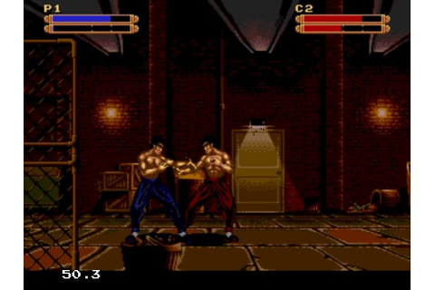 Download Dragon: The Bruce Lee Story (Genesis) - My ...