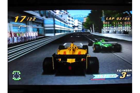 Grand Prix Challenge, PS2, Pt 2 - YouTube