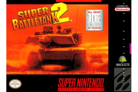 Super Battletank 2 [USA] - Super Nintendo (SNES) rom ...