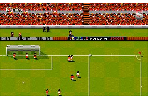 Sensible World of Soccer 96/97 Download (1996 Sports Game)