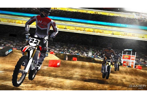 2XL Supercross (2009 video game)