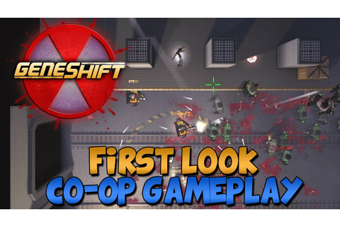 Geneshift Co-op Gameplay - Geneshift Multiplayer Let's ...