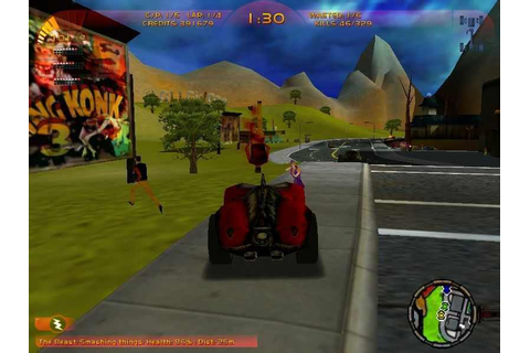 Download Carmageddon 3: TDR 2000 (Windows) - My Abandonware