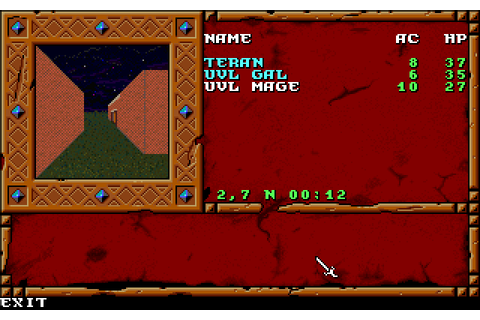 Treasures of the Savage Frontier (1992) by Beyond Software ...