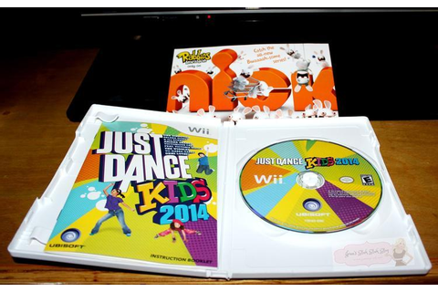 Get Your Family Movie With Just Dance Kids 2014 | Fun for ...