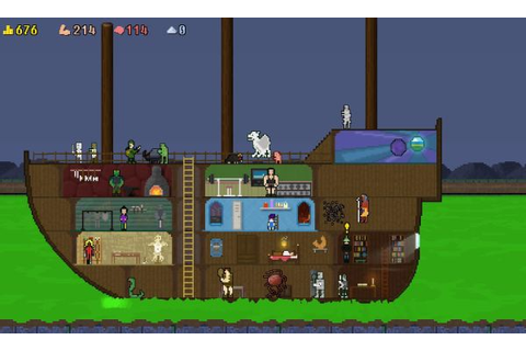 Download You Must Build a Boat - Torrent Game for PC