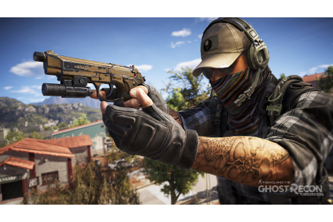 There will be multiple Ghost Recon: Wildlands betas so you ...