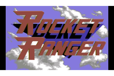 Rocket Ranger (Commodore 64) - complete soundtrack - YouTube