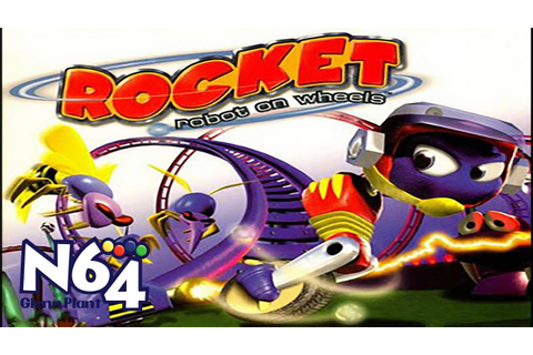 Rocket : Robot On Wheels - Nintendo 64 Review - Ultra HDMI ...