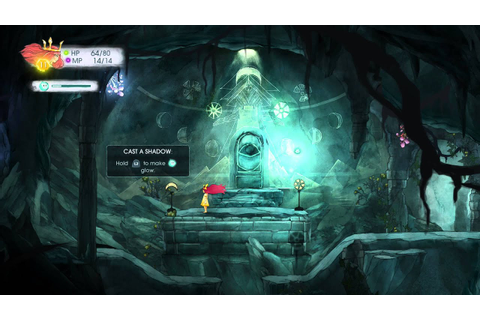 Child of Light - PS4 Demo Gameplay (1080p) - YouTube