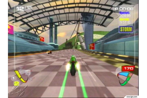 XG3 Extreme-G Racing Screenshots, Pictures, Wallpapers ...