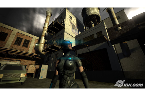 Splinter Cell Double Agent Screenshots, Pictures ...