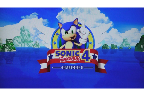 Sonic the Hedgehog 4: Episode 1 (Pt-Br) - PS3 - CJBr - YouTube