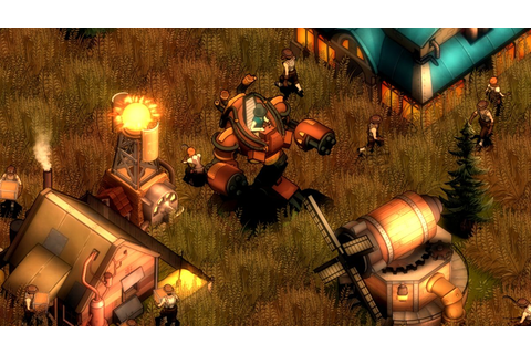 Lords of Xulima dev reveals steampunk strategy game They ...