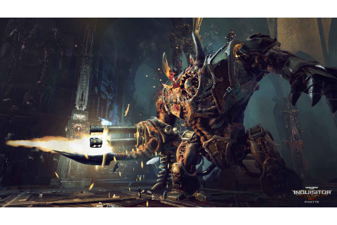 Warhammer 40,000: Inquisitor – Martyr Coming To PS4 In May ...