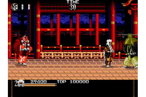 Mystical Fighter(Sega Genesis) - YouTube