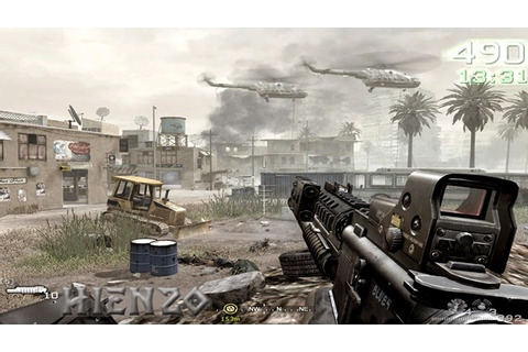 Call of Duty 4: Modern Warfare Free Download for PC ...