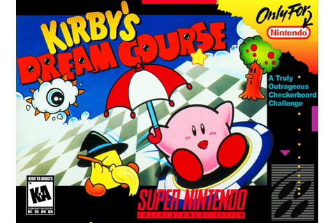 EL BLOJ: Kirby's Dream Course