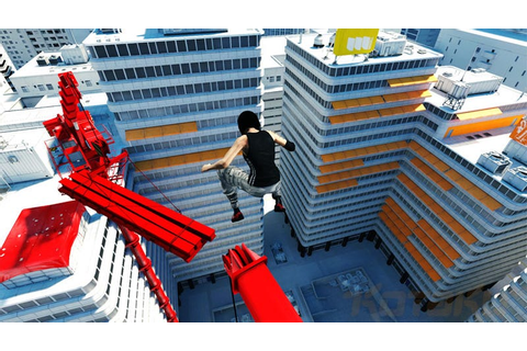 Play Mirror's Edge In Third-Person