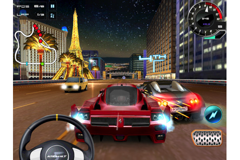 Asphalt 5 HD Free Andriod Game ~ Free Download Software
