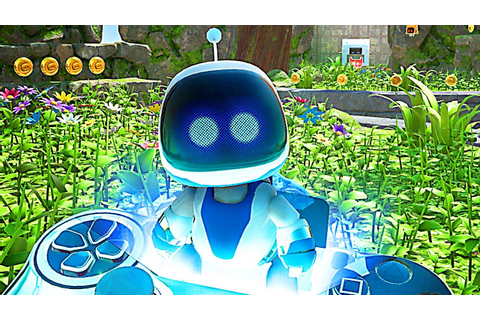 ASTRO BOT RESCUE MISSION Gameplay Trailer (2018) PS VR ...