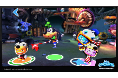 Disney Universe on PS3 | Official PlayStation™Store Canada
