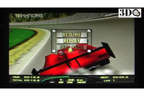 3DO M2 1996 - 1997 IMSA Racing / Beta - YouTube