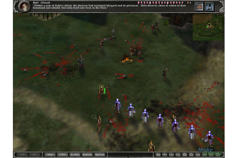 Download Myth II: Soulblighter - My Abandonware