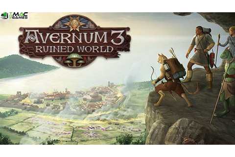 Avernum 3 Ruined World MacOSX Free Download