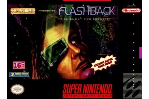Flashback - The Quest for Identity (USA) SNES ROM - CDRomance