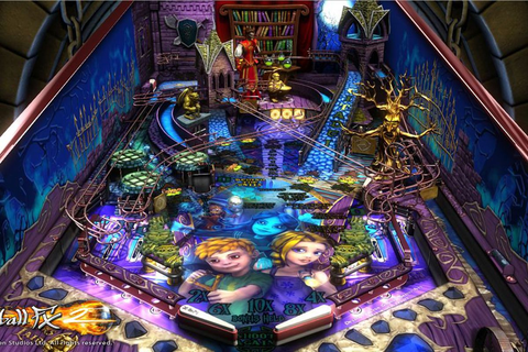 Pinball FX2 coming to Xbox One ... but not with the tables ...