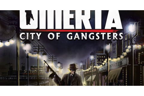 Omerta City Of Gangsters Free Download ~ Download PC Games ...