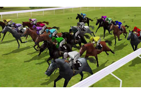 Horse Race Game - Horse Games Online