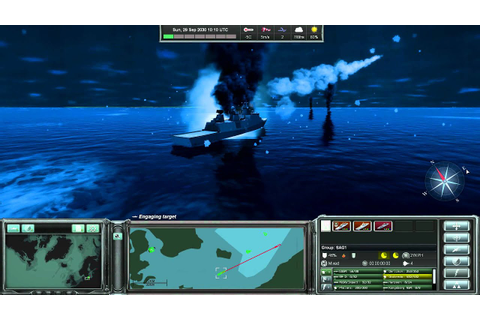 Naval War: Arctic Circle Action trailer - PARADOXPLAZA ...