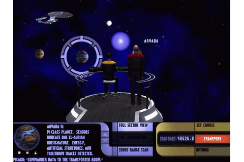 Star Trek: Generations Download (1997 Action adventure Game)