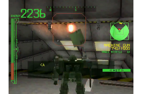Armored Core: Project Phantasma Download Game | GameFabrique