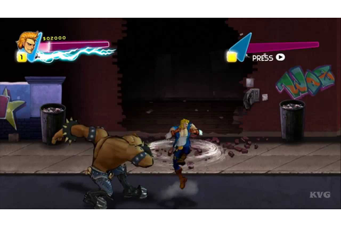 Double Dragon: Neon Gameplay (PC HD) - YouTube