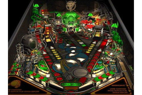 Pro Pinball: Timeshock! (Video Game) - TV Tropes