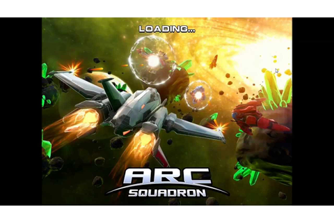 Star Fox for iPad? Arc Squadron gameplay - YouTube