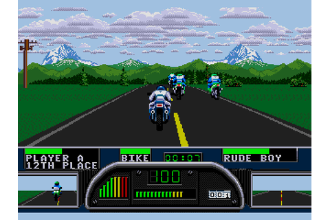 Road Rash 2 Download Free Full Game | Speed-New