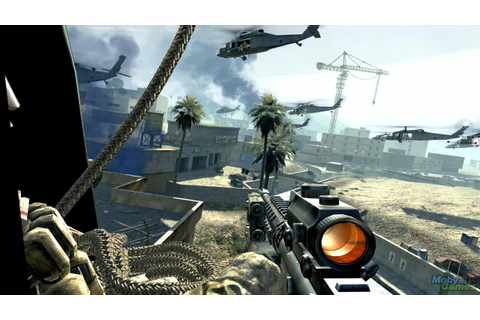 Call Of Duty 4 Modern Warfare Highly Compressed 98 MB ...