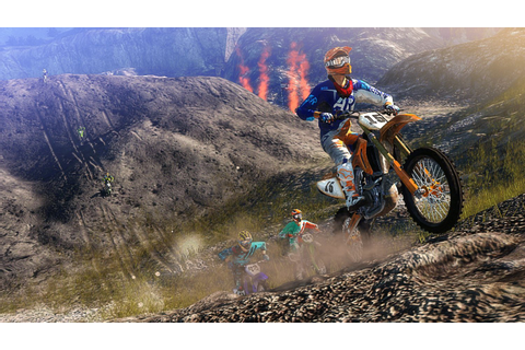 New Games: MX Vs. ATV - SUPERCROSS ENCORE EDITION (PS4, PC ...