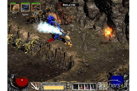 DIABLO II GAME FOR PC FREE DOWNLOAD FULL VERSION FULLY RIP ...
