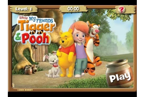 My Friends Tigger & Pooh Skipping Best Baby Games For ...