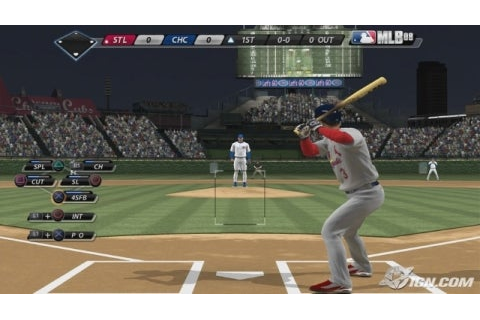 MLB 08: The Show Review - IGN