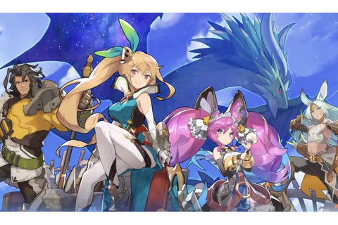 Dragalia Lost Elemental Ruins Event Now Live; New Event ...