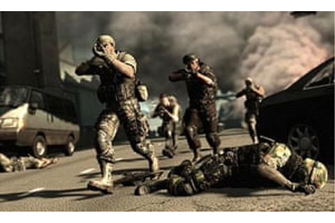 SOCOM: Special Forces – review | Technology | The Guardian