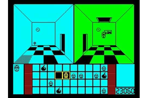 Deactivators Walkthrough, ZX Spectrum - YouTube