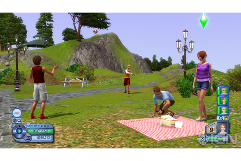 The Sims 3 | Free Full Pc Games at iGamesFun