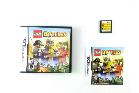 LEGO Battles game for Nintendo DS (Complete) | The Game Guy